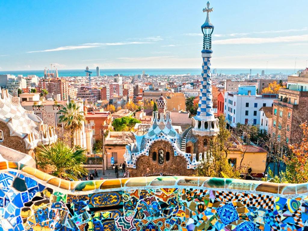 Pametno mesto Barcelona