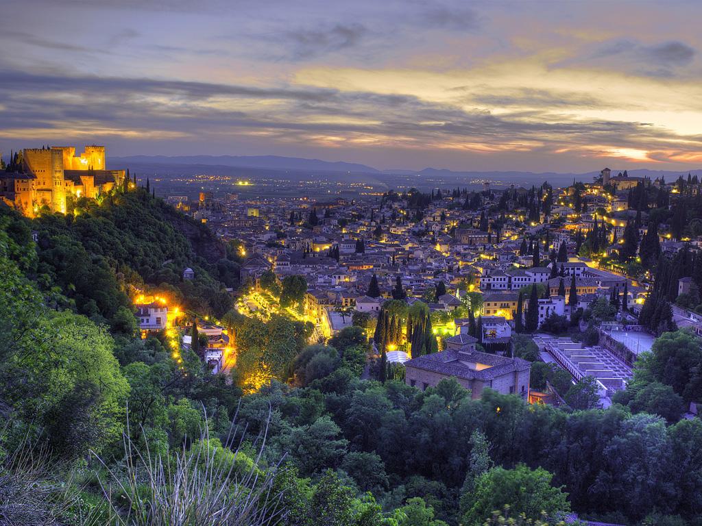 Granada, Španija