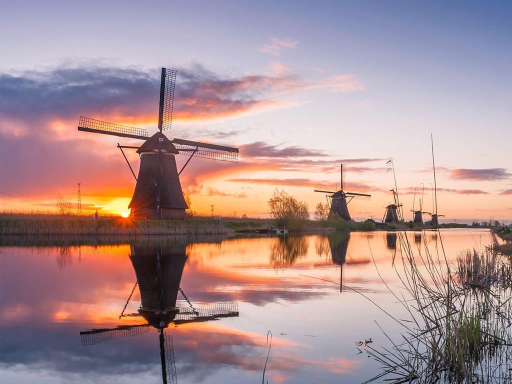 Molenwaard, Nizozemska