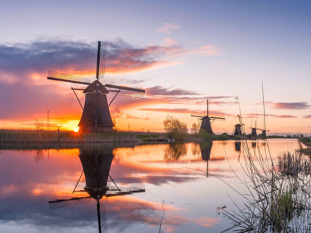 Nizozemska občina brez fizične stavbe