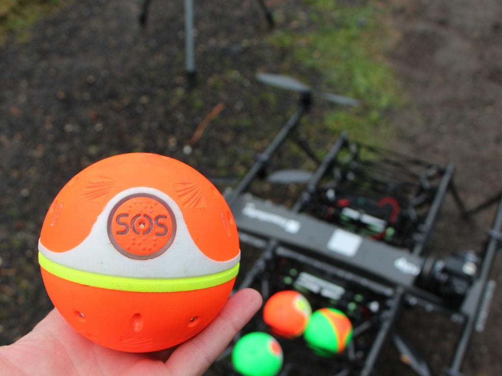 Senzorsko omrežje za učinkovitejše obvladovanje nesreč
