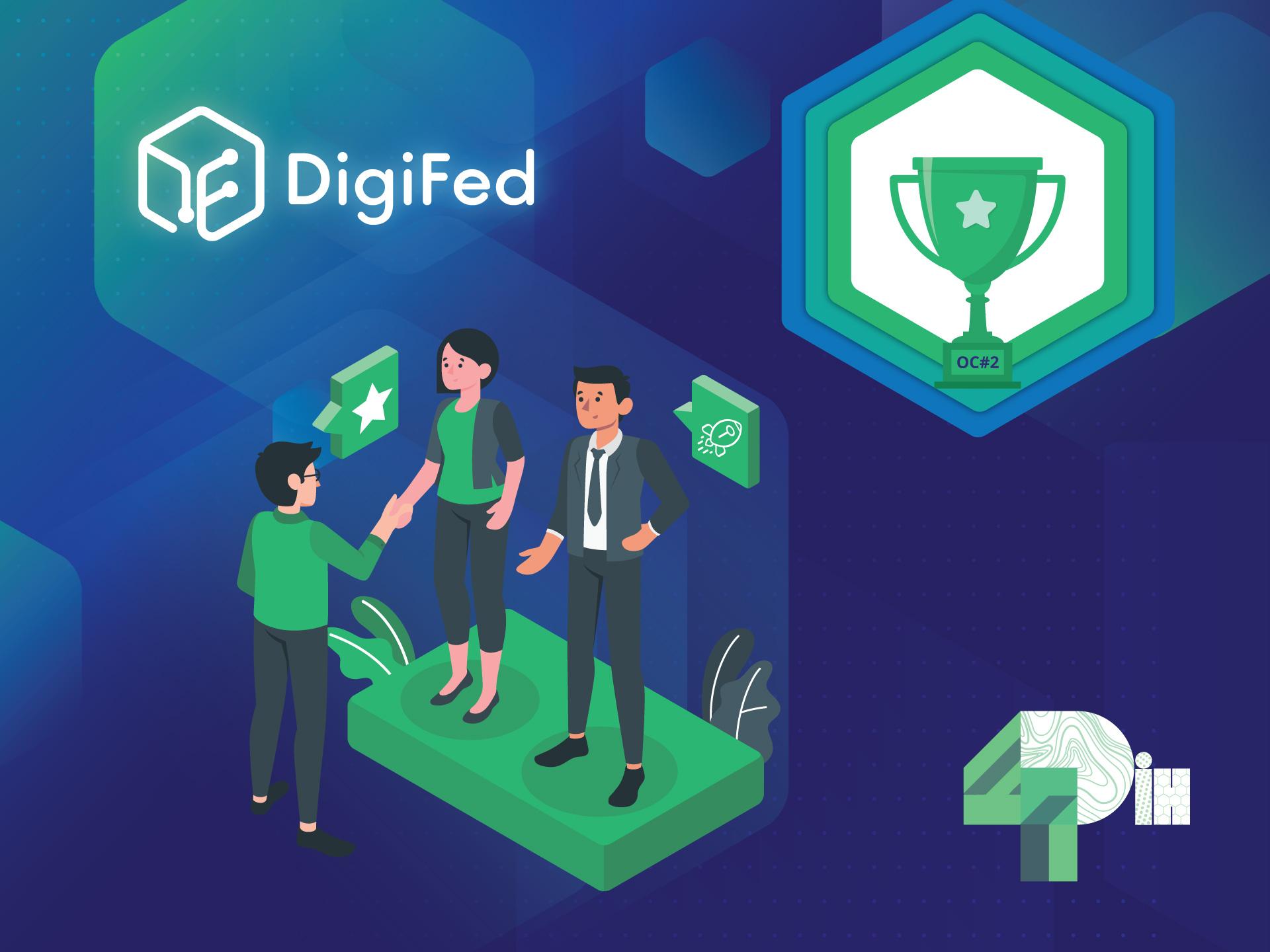 Slovenska podjetja uspešna na razpisu DigiFed!
